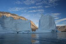Na pograniczu lodu i lądu