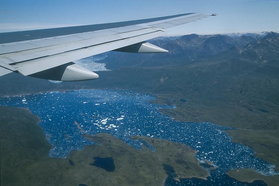 Nad Grenlandią